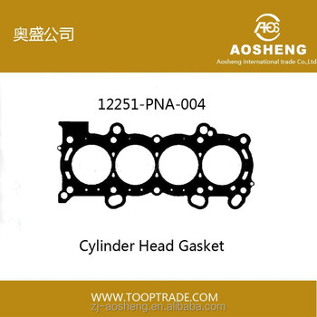 High quality Auto Parts Engine Cylinder Head Gasket 12251-PNA-004