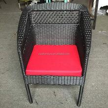 Fashion Garden Entspannende Aluminium Handarbeit Rattan Stühle Mit  CushionYC084