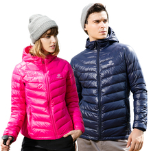 Perennial spot fashion Men's and women's outdoor <strong>sportswear</strong> for winter waterproof lightweight down jacket