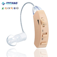 High quality medical healthcare supply BTE made-in-china ear sound amplifier hearing aid