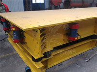 Vibration Shaker Table for Subsequent Savings in Shipping and Storage Space