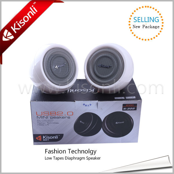 USB Horn Mini Speaker Guangzhou Computer Accessories Manufacturer