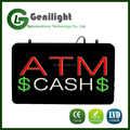 Custom Bright LED Neon ATM Business Sign Illuminated Store Window On/Off Flash Switch Sign