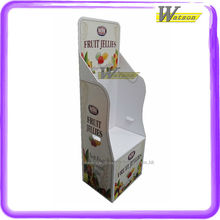 promotion festival candy custom corrugated display stands