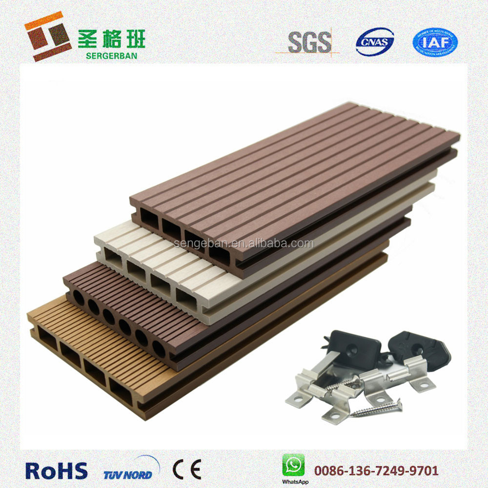 2016 outdoor wood plastic composite wpc decking buy wood plastic composite wpc decking - Suitable materials for decking ...