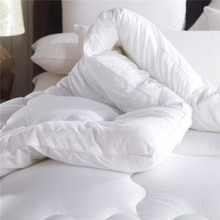 comforter sets 2015 best selling thick embossing white quilts