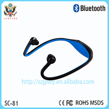 Hot products wireless earphones high end new products bluetooth headset
