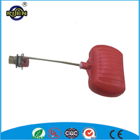factory price float ball valve brass water tank toilet water valve