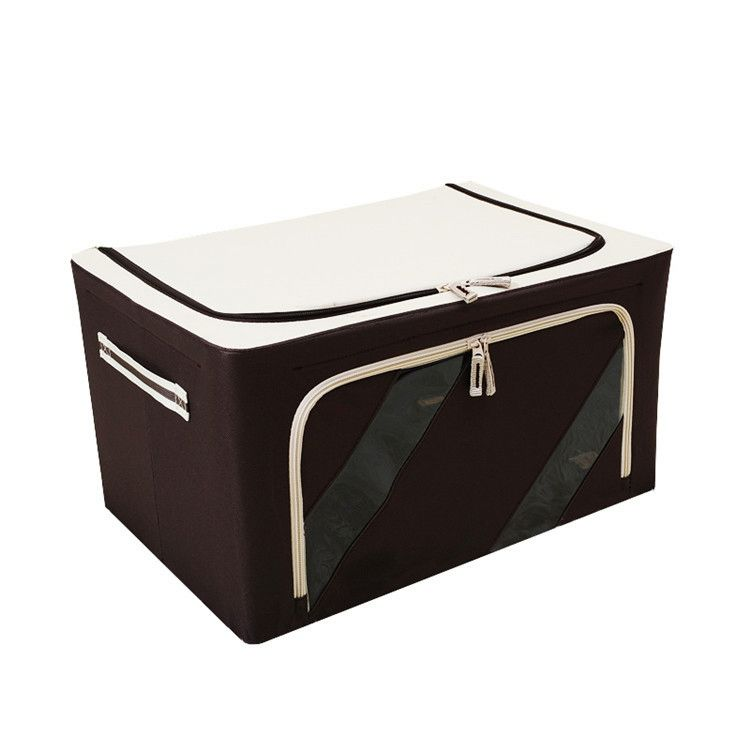 New product excellent quality desk collapsible storage box with lid custom design