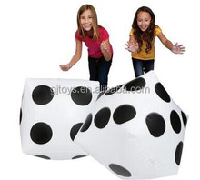 inflatable giant game dice