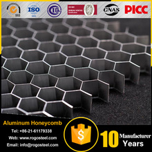 Side Length 0.4Mm-20Mm 0.035Mm-0.07Mm Aluminum Honeycomb Panel Price With A3003/A5052/A1100
