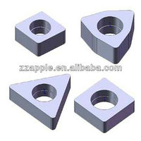 Customizable grades and geometries tungsten carbide turning/boring tools