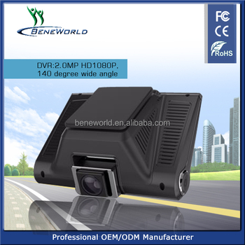 Newest product 4.5 inch IPS screen android car gps navigation with DVR