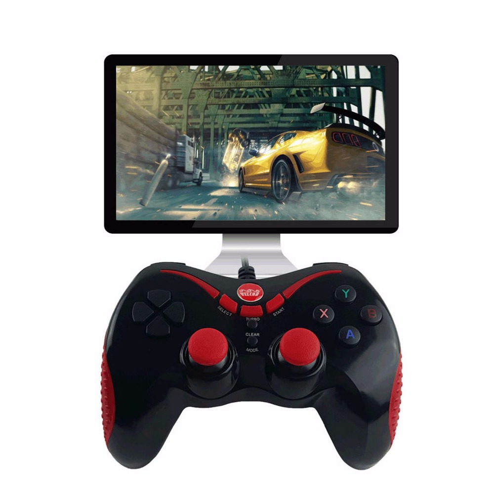 2017 USB Wired Gamepad Game Controller for PC / Xbox 360 / PS3