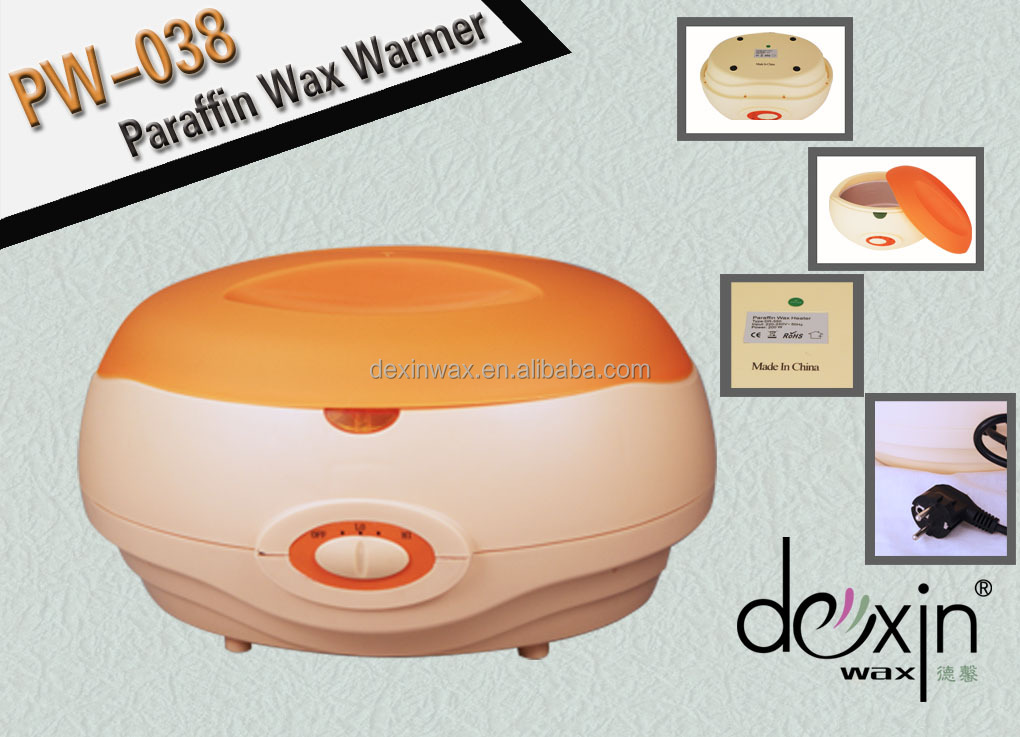 Paraffin Wax Heater with CE-certificate