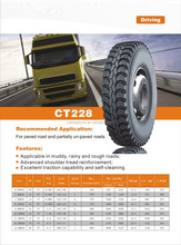 best chinese brand truck tire 11.00R20