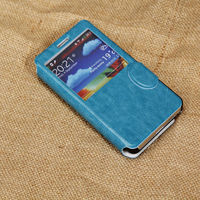 Luxury Leather case for Samsung Note3 N9000 N9005