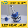 Shocking Price cr*ee led driving light for car 30w auto lights HB3
