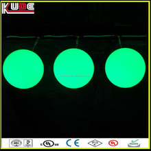 hot sale led dmx christmas lights ball design for decoration