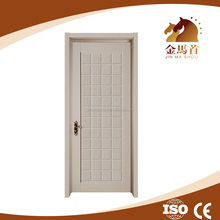 Good quality!!! Eco friendly wooden house door, MDF interior wood door, finished interior wood doors for house
