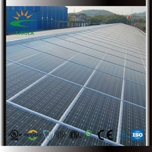 ZJSOLA on grid/off-grid 20000w solar power generator 100kw solar system