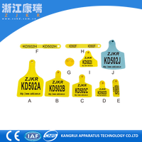 Factory Outlet animal Ear Tag Without Laser Printing Number