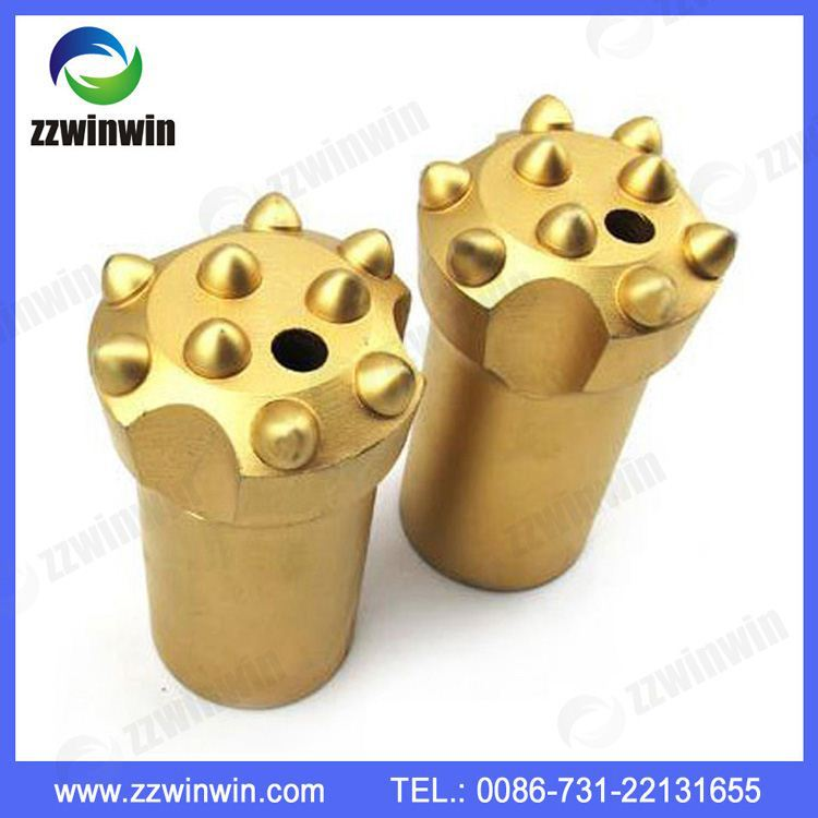 Ground Cement carbide DTH Drill Bits for 3.5 inch Hammer
