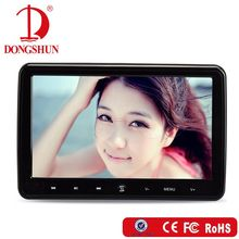 New design 10 inch car hdmi lcd headrest monitor