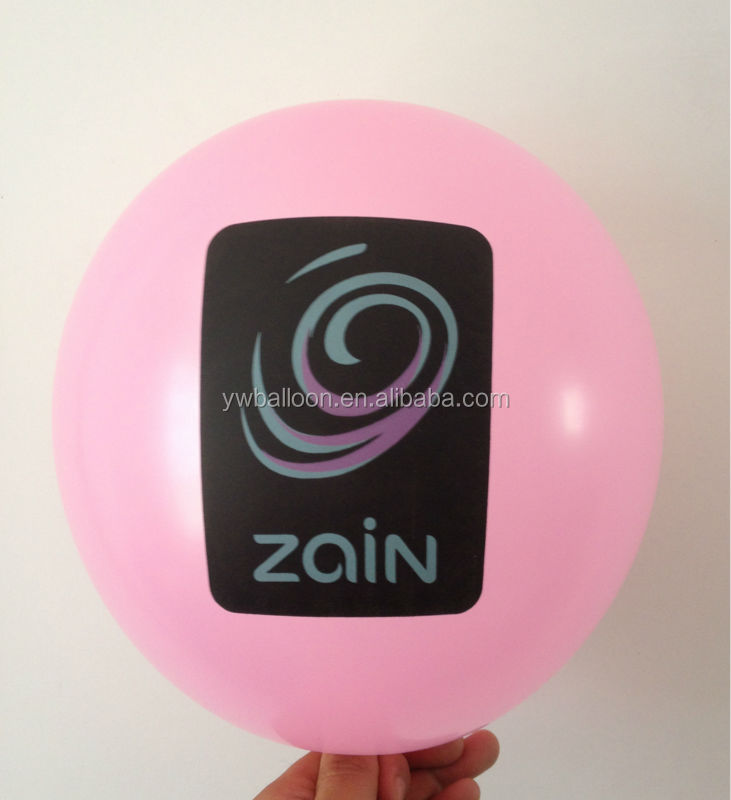 company advertising balloon