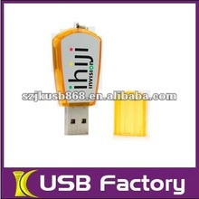 High-quality New Plastic 8gb usb flash memory