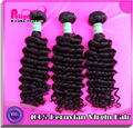 Best web alibaba french china 100 Peruvian human hair deep curly machine sewn double drawn hair weft