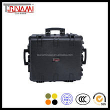 Waterproof heavy duty cases, plastic equipment cases, hard plastic cases