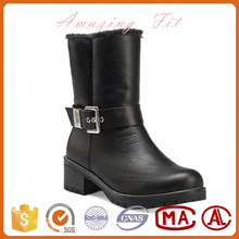 High Quality Women Snow Boots,Leather Women Winter boots