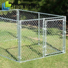 Welded wire mesh dog cage supplier,commercial dog cage price,stainless steel dog cage for sale
