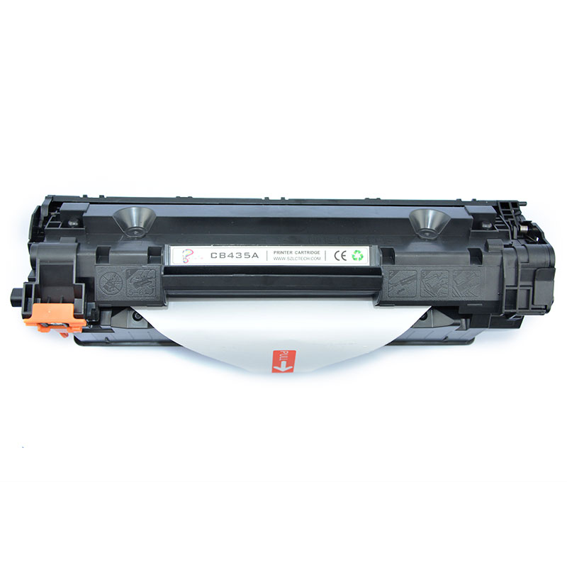 Compatible premium quality toners CB435A 35A for laser toner cartridge