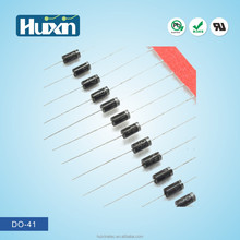 Huixin Brand SMD Components Schottky Barrier Rectifiers Diode 1N5817 1N5819 DO-41 Package made in China Factory price