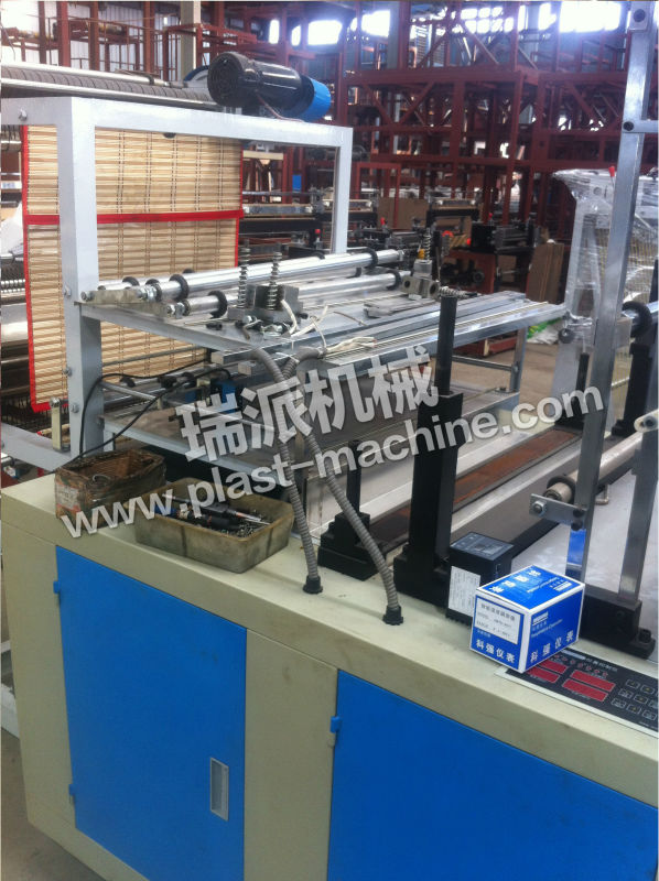 Two Layer Computer Control ruipai brand machine making shop plastic bag