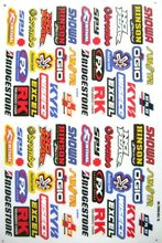 Sticker kit for Dirt Bike Pit Bike ATV Motorcycle Racing Decals