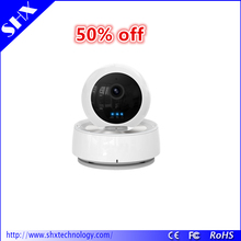 Wholesale China Factory Metal Personal Home Use Onvif HD 720P Night Vision Mini P2P WIFI IP Wireless CCTV Security Camera