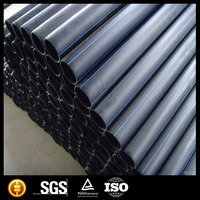 epoxy powder coating 3 layer pe casing spiral carbon steel anti-corrosive pipe