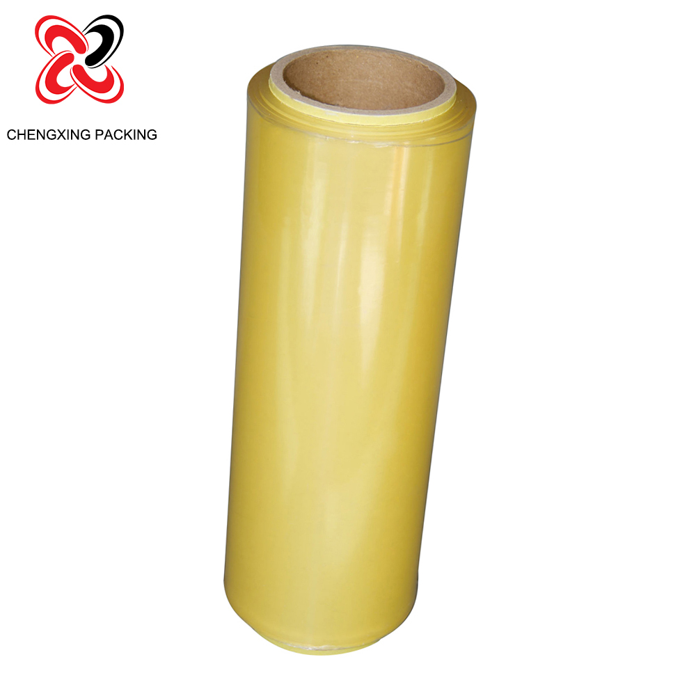 Export To North America Fruit Pack Pvc Plastic Cling Film Roll