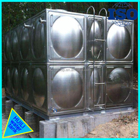 Hot Sell Stainless Steel Water Tank