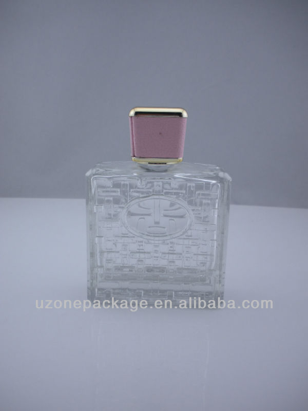 100ml empty French perfume bottle