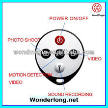 High definition Support web cam multifunction clock camera dvr