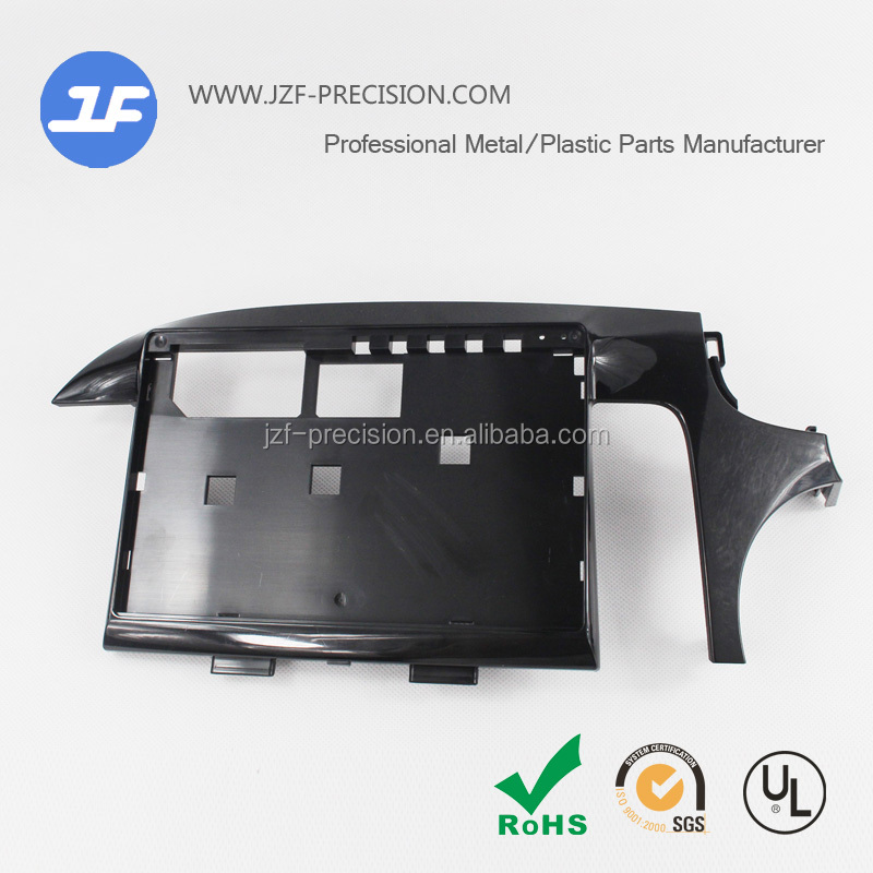 High quality injection plastic molding parts for GPS car navigation