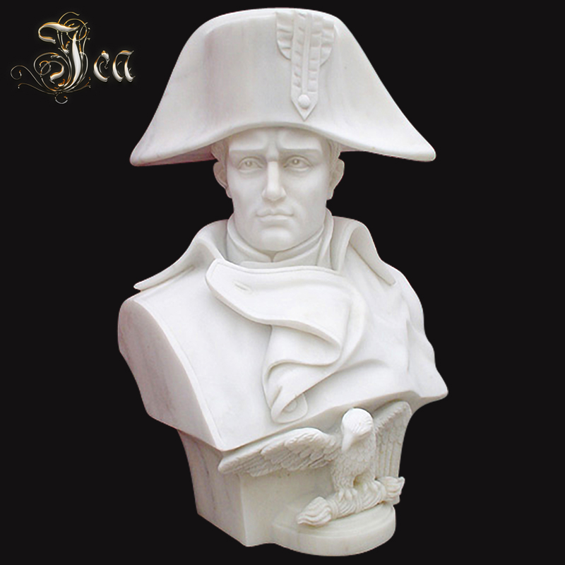 Skillful manufacture antique marble busts statue