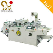 New Type Garments Label Die Cutting Machine