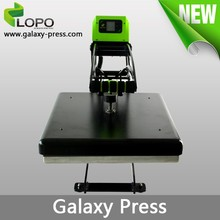 life time gurantee Galaxy heat press machine from China Lopo factory