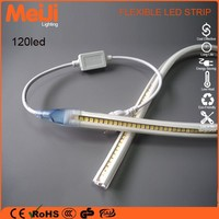 Ecology friendly IP65 Waterproof SMD5050 led strip, 5050 led neon flexible strip,led tape with controller