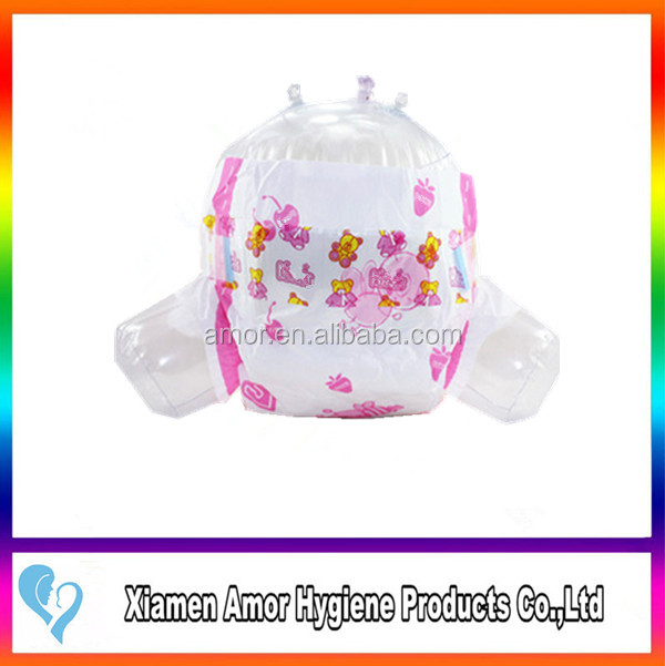 Cute baby diapers baby diapers for girl baby diapers manufacturers china